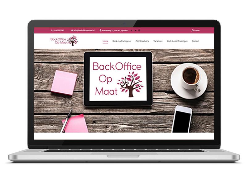 BackOfficeOpMaat (bedrijf is opgeheven)