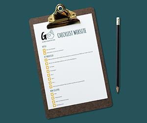 Checklist | Goed voorbereid aan de slag met jouw website